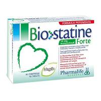 BIOSTATIN Integratore 60 compresse 400 mg