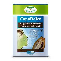 CAPODOLCE 20CPS