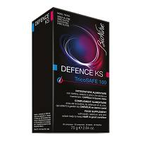 DEFENCE KS TRICOSAFE 100 60CPR