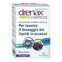 DRENAX FORTE MIRTILLO 60CPR