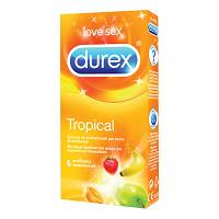 DUREX Tropical Easy-on 6 pz
