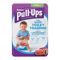 HUGGIES PULL UPS BOY 12/18 14P