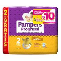 PAMPERS PROGRESSI MINI 30PZ